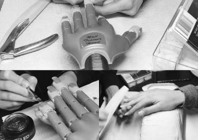 nail extension training